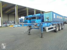 semi remorque Van Hool 3B0049 ADR BULK