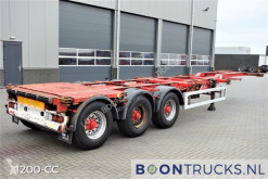 Trailer HFR SB24 | 20-30-40-45ft HC * DISC BRAKES * tweedehands containersysteem