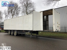 trailer Samro gesloten bak Closed body with L + R side doors, Disc brakes