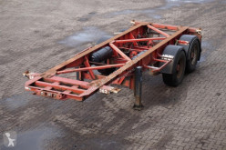 trailer Van Hool Container chassis 20ft.