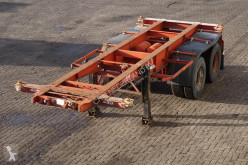 naczepa Van Hool Container chassis 20ft. / Steel suspension
