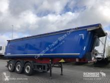 semi remorque Schmitz Cargobull Kipper Alukastenmulde 34m³