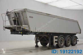 Renders 23 cub in alu semi-trailer used tipper