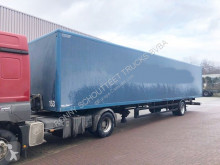 Box semi-trailer SGL 190 SGL 190 Plywood-Kofferauflieger ca. 83m³