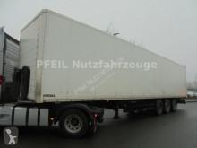 semi remorque Kögel SN24 Koffer- Doppelstock- LIFT- Rolltor- SAF