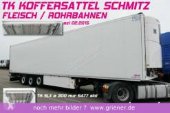 Schmitz Cargobull SKO 24/ FLEISCH / ROHRBAHN / BLUMEN / SLXe 300 semi-trailer