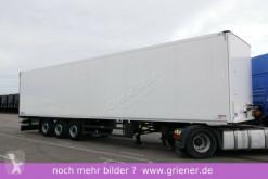 Semi remorque fourgon Schmitz Cargobull SKO 24/ DOPPELSTOCK /FP 45 / ISOLIERT / BLUMEN