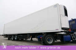 Schmitz Cargobull SKO 24/ LBW 2000 kg / TRIDEC LENKUNG / TRENNWAND semi-trailer