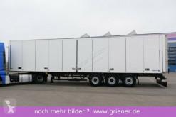 Schmitz Cargobull SKO 24/ FALTWAND / SEITLICHE TÜREN /2,65 semi-trailer