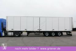 Schmitz Cargobull半挂车 SKO 24/ FALTWAND / SEITLICHE TÜREN /2,65