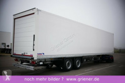 Schmitz Cargobull半挂车 SKO 18/ ROLLTOR / 2-achs / LIFTACHSE /LBW 2000