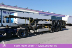 trailer chassis Krone