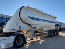 Feldbinder EUT40 semi-trailer used tanker