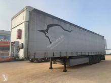 Schmitz Cargobull flatbed semi-trailer SCS