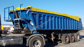 Trailor S343LB Thermo Stahl/Alu Blatt 28 m³ semi-trailer