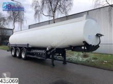 semi remorque Merceron Fuel 39207 Liter, 7 compartments, 0,45 bar, Disc brakes