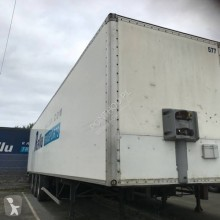 General Trailers semi-trailer used box