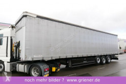 Schwarzmüller SPA 3/ LIGHT / GARDINE / LIFT / HUBDACH / SAF .. semi-trailer