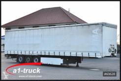 naczepa Krone SD, Tautliner, neue Bremsen / Brakes New, TÜV 03/2021