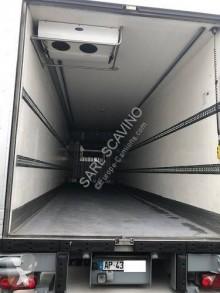 Chereau multi temperature refrigerated semi-trailer