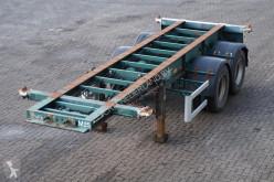 Flandria container semi-trailer