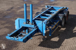 Semi remorque Jordan Tipping Skelly 20ft. / Steel suspension benne occasion