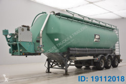 Van Hool Cement bulk semi-trailer