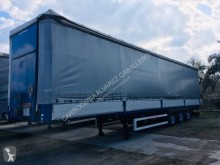 Used tarp semi-trailer Lecitrailer
