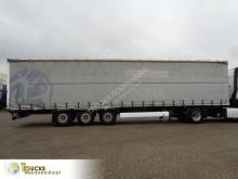 Krone + + ADR semi-trailer used tautliner
