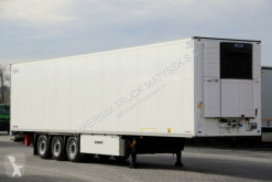 Semi remorque Schmitz Cargobull REFRIDGERATOR/CARRIER VECTOR 1950/2 LIFTED AXES frigo occasion