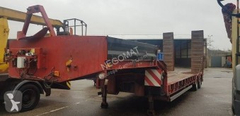 Gilibert Porte Engins 2 Essieux semi-trailer