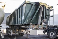 MOL K85F/20T/37ST - ALU semi-trailer used tipper