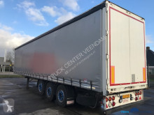 Pacton TXD 339 schuifzeilen-schuifdak-nieuwe zeilen semi-trailer