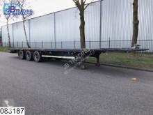 semi remorque Van Hool open laadbak Jumbo / Mega