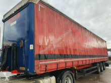 Kögel tarp semi-trailer SN24 LIGHT Standard !TÜV NEU! Tautliner Gardine