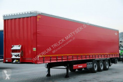 semi reboque Krone CURTAINSIDER /STANDARD/ XL CERT/ 2015 YEAR /