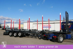 New timber semi-trailer Schwarzmüller Y serie / RUNGENSATTEL HOLZ 5,7to. ECCO STEEL 9t