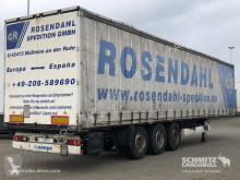 trailer Krone Curtainsider Coil