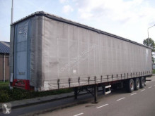 Burg tautliner semi-trailer