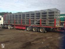 Krone poultry semi-trailer
