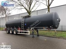 semi remorque Magyar Bitum 31000 Liter, Isolated, Hydraulic system, 250c, 0,5 bar