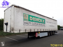 trailer Samro Curtainsides