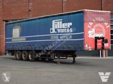 trailer Schmitz Cargobull Tauliner - SAF Axle