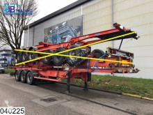 Trailer Asca Container 10 / 20 / 30 / 40 FT container chassis tweedehands containersysteem