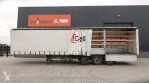 trailer Schmitz Cargobull SAF+Scheibebremsen, 60 cm alu. Bordwände, verzinkt, XL Auflieger