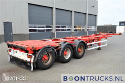 Semitrailer HFR SB24 | 20-30-40-45ft HC * DISC BRAKES * containertransport begagnad