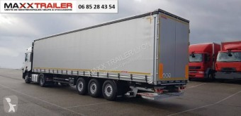 Kögel 2x TAUT HAYON 2T DISPO octobre 2020 semi-trailer new tautliner