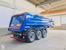 Donat 24 m3 Hardox tipper Urgent sales semi-trailer new half-pipe