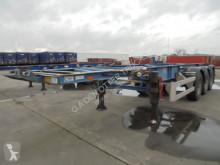 naczepa do transportu kontenerów Van Hool