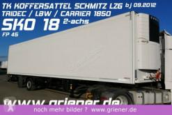Schmitz Cargobull SKO 18 /LZG / TRIDEC / CARRIER /LBW 2000 kg Auflieger